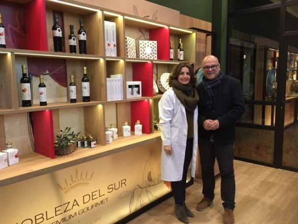 ayudas para almazaras de Jaén