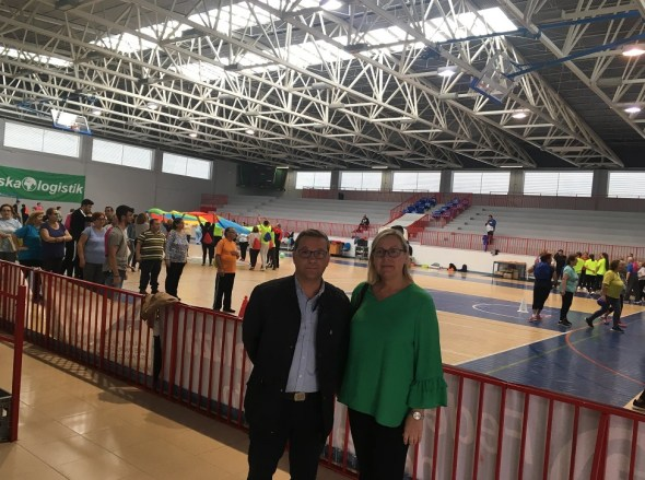Olimpiada de Mayores de Andújar