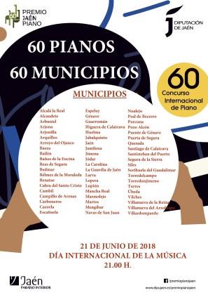 Concurso Internacional de Piano Premio Jaén