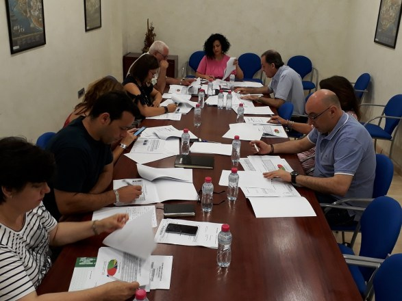 Comisión de Prevención de Riesgos Laborales de Jaén