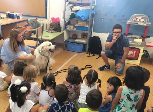 Educación Asistida con Perros