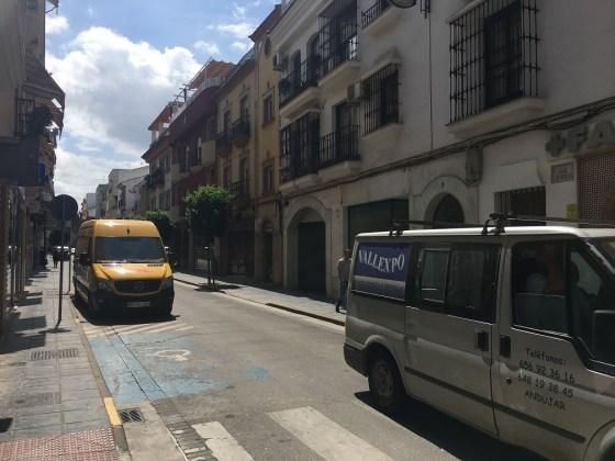 campaña de control y vigilancia de furgonetas