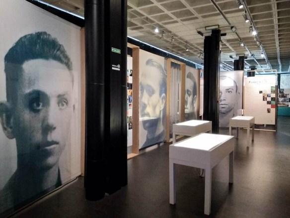 exposición sobre Miguel Hernández