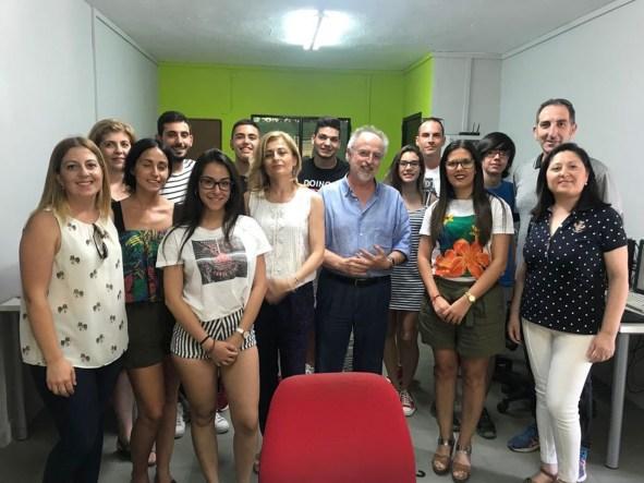 talleres de la Diputación de Jaén