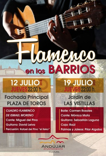 flamenco en los barrios
