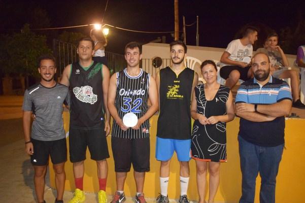 Baloncesto en Lopera