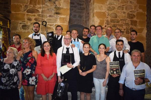 II Concurso Nacional de Cortadores de Jamón Castillo de Lopera