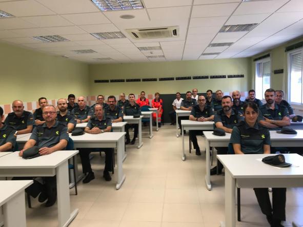Academia de la Guardia Civil de Baeza