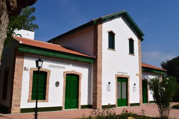 Balneario de Marmolejo
