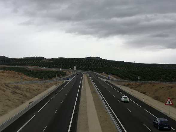 Autovía del Olivar