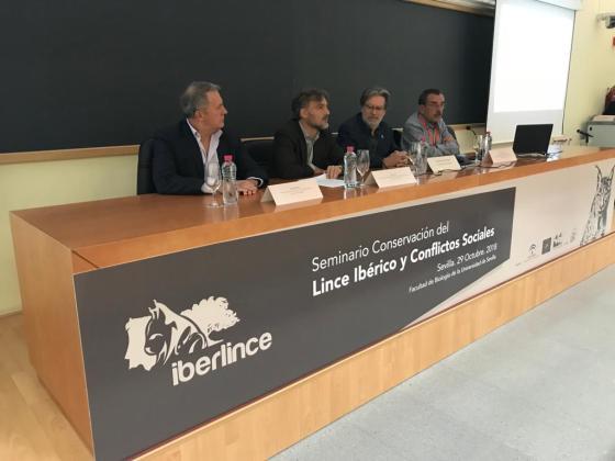 Seminario Internacional del Lince Ibérico