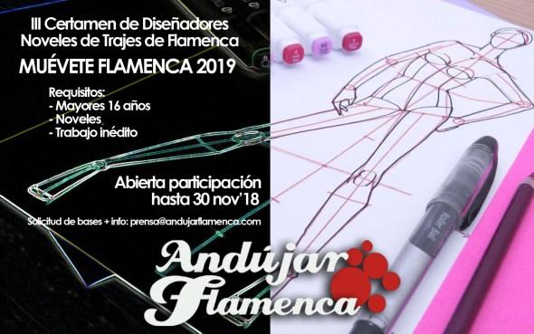 Certamen de Diseñadores Noveles Muévete Flamenca