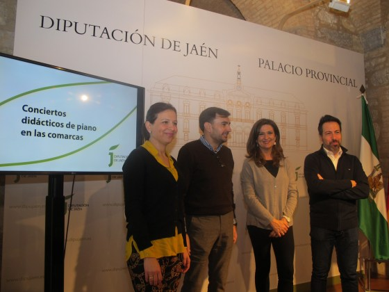 conciertos de piano en Jaén