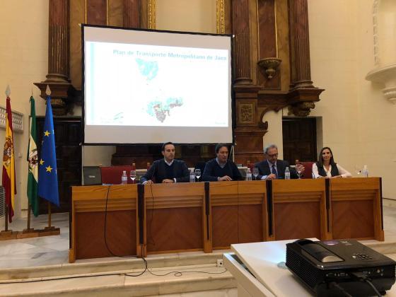Consorcio Metropolitano de Jaén
