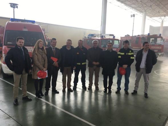 Semana de la Prevención de Incendios en Andújar