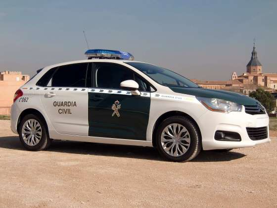 Robo en vivienda de Jaén