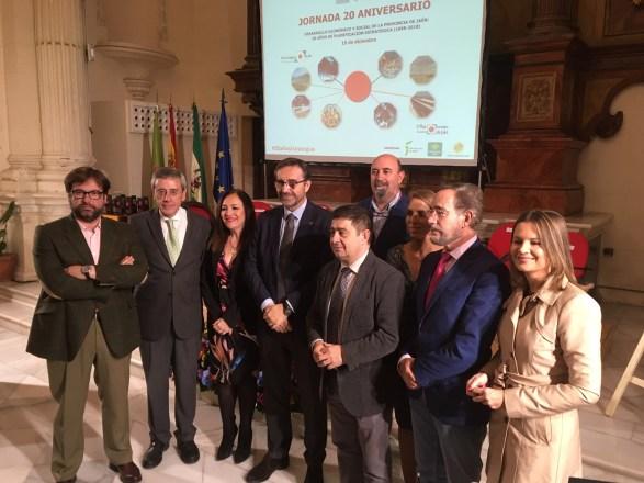 plan estratégico de la provincia de Jaén