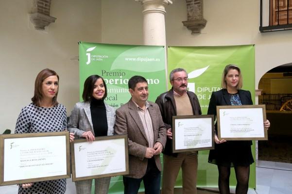 Premios de Periodismo de Jaén