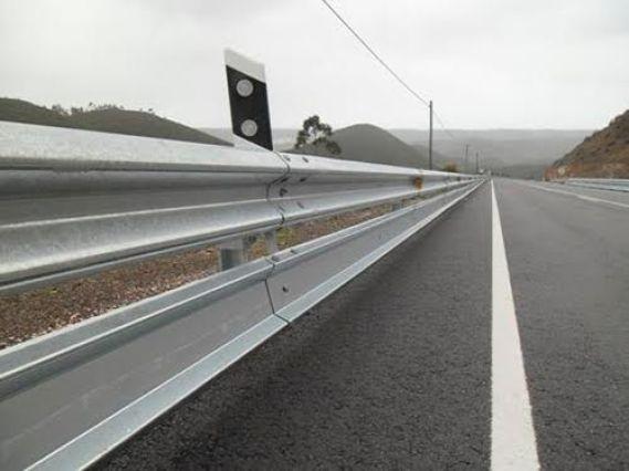 Barreras protectoras para motoristas