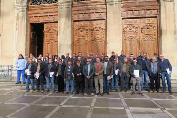 ayudas a ganaderos de Jaén
