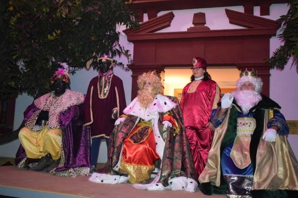 Cabalgata de Reyes Magos en Lopera