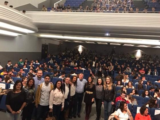 jóvenes de Jaén