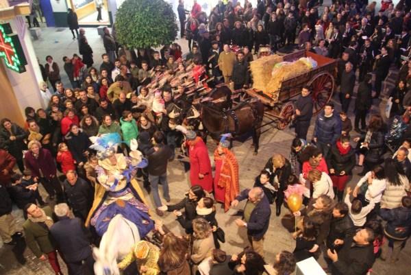 Heraldo Real en Andújar
