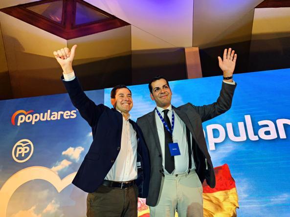 Convención Provincial del PP de Jaén