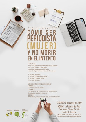 Jornadas Mujer y Periodismo