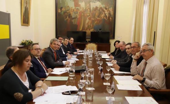 Comisión Regional de Seguimiento del Programa de Fomento del Empleo Agrario