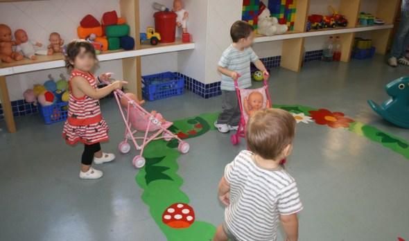 escolarización menores de 3 años