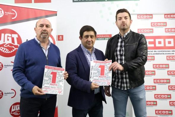 PSOE con sindicatos