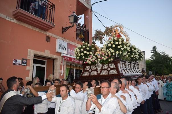 Procesión de la Virgen de la Cabeza de Marmolejo