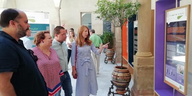 Exposición en Andújar