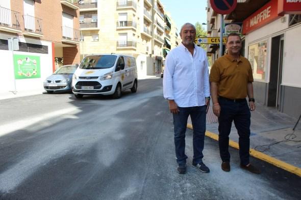 Calles de Andújar