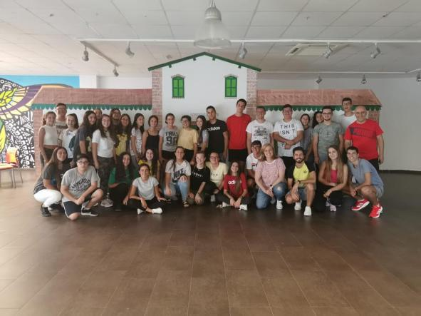 corresponsales juveniles en Marmolejo