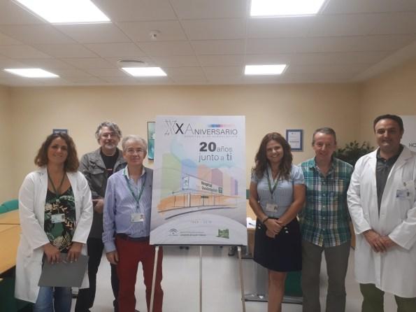 Aniversario del Hospital Alto Guadalquivir