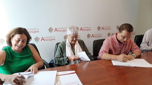 Prácticas en el Ayuntamiento de Andújar