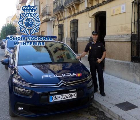 Policía Nacional de Andújar