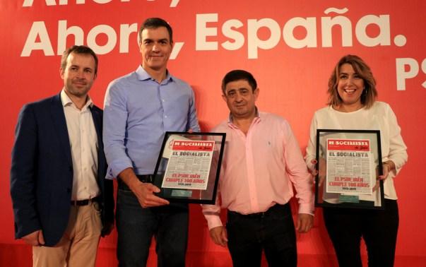 El PSOE de Jaén cumple 100 años