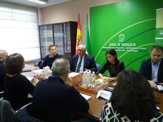 El Consorcio de Transporte Metropolitano del Área de Jaén