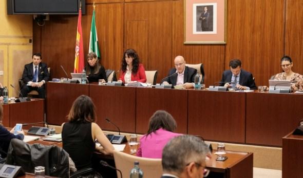 Dependencia en Andalucía
