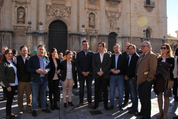 Concentración en Jaén