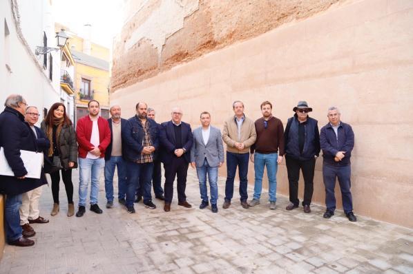 Muralla de Andújar