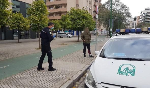 Policía Adscrita