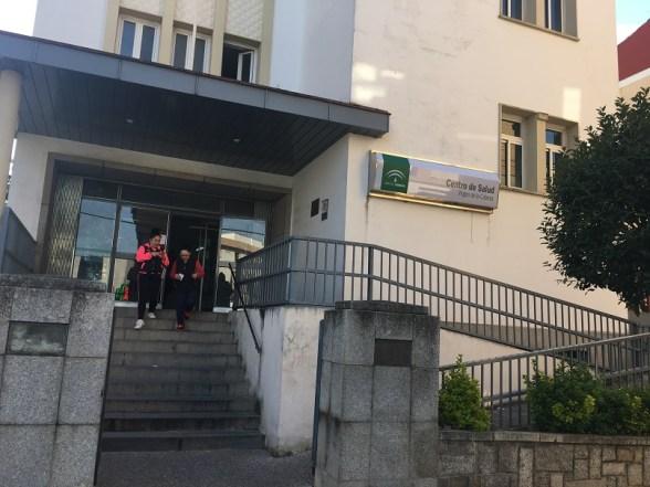 Centro de Salud de Andújar