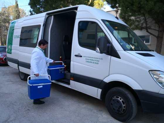 Centro de Transfusión Sanguínea de Jaén