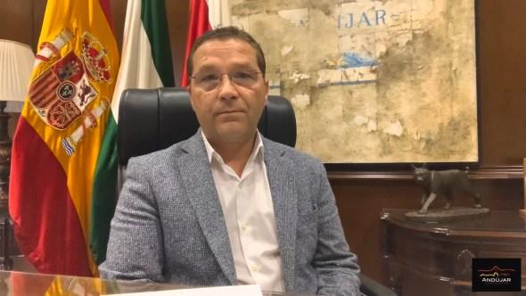 Inversión del Ayuntamiento de Andújar para el coronavirus