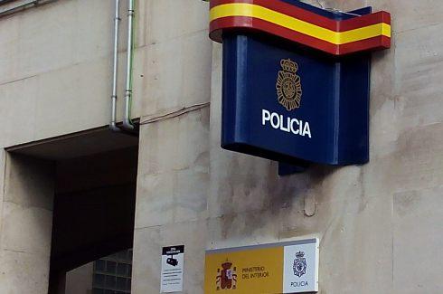 La Policía Nacional detiene en Jaén a dos hombres por cuatro robos con violencia en varias panaderías.