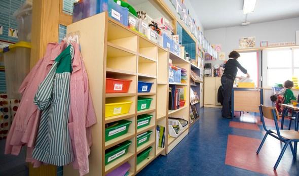 Ayudas para las Escuelas Infantiles